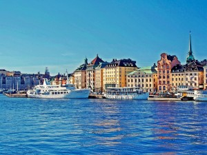 Cruise to Stockholm