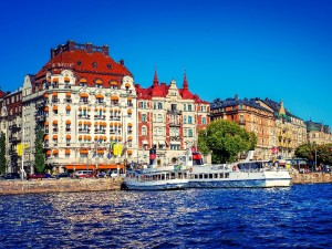Architecture Stockholm shore excursions