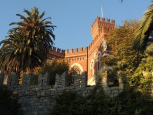 Castello d'Albertis on a Genoa-Shore Trip