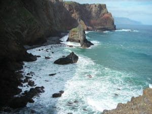 Madeira-Shore Excursion: Spectacular cliffs in eastern Madeira