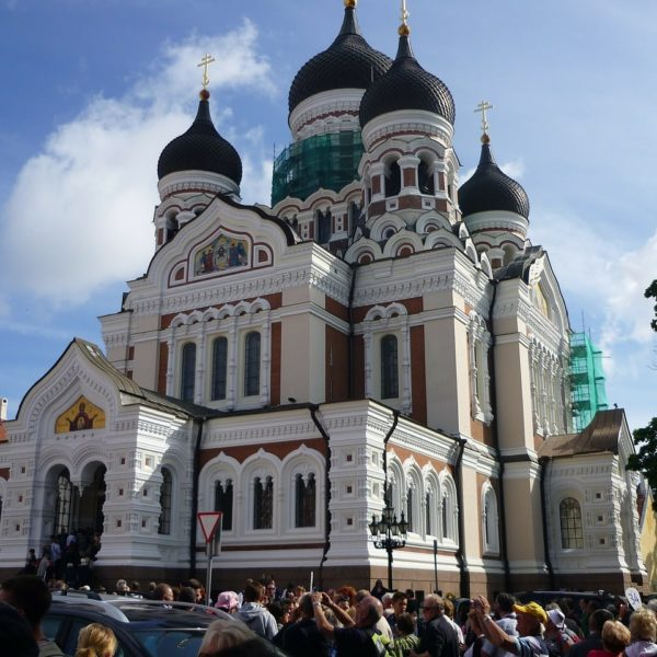 Shore excursion in Tallinn: Alexander Nevsky Cathedral