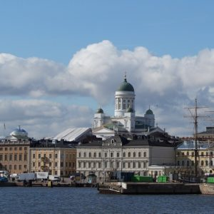 Shore excursion in Helsinki