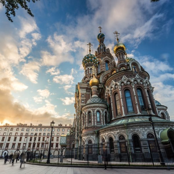 Shore Excursion in St. Petersburg: The Spectacular Blood Church