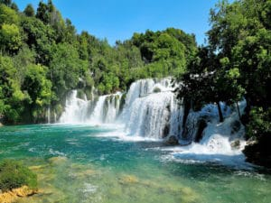 Shore excursions in Zadar: a trip to the Krka National Park is worthwhile