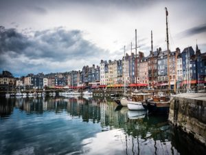 Shore excursion in Le Havre