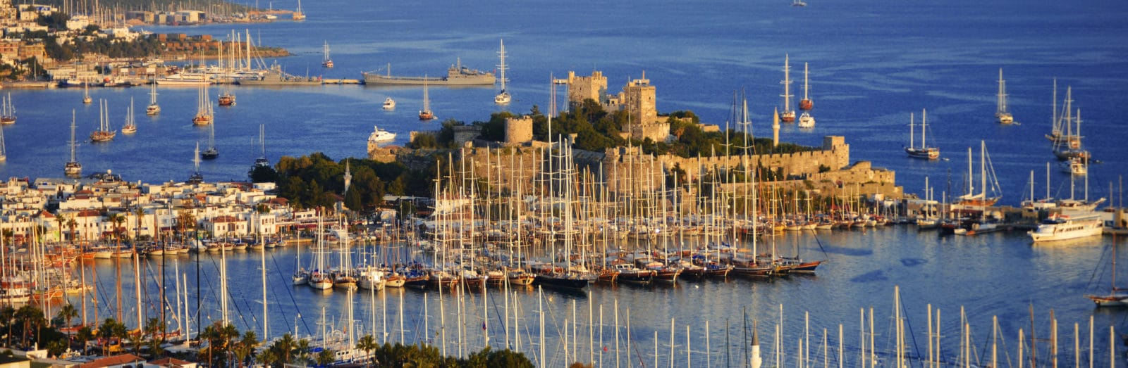 Shore excursion in Bodrum