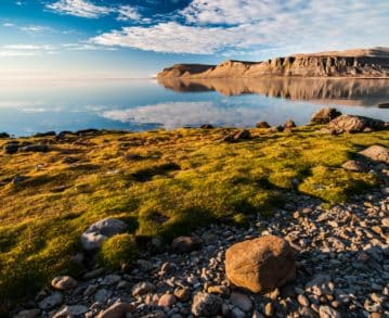 Shore excursions in Isafjordur