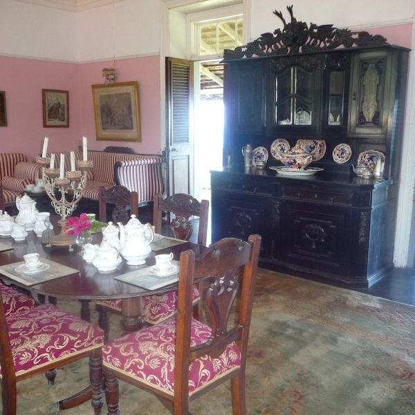 Inside the Greenwood Great House