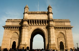 Impressive Gateway of India in Mumbai