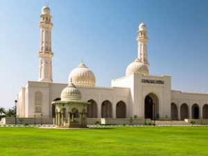 Traditional mosques give Salalah a special charm