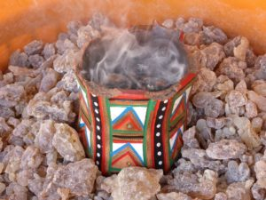 Frankincense and its history dominate the region