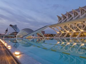 Architecture in the City of Arts and Sciences