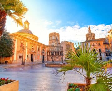 Shore excursions in Valencia