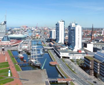 Shore excursions in Bremerhaven