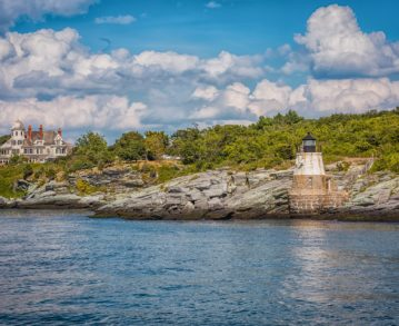 Shore excursions in Newport (Rhode Island)