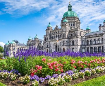 Shore excursions in Victoria (British Columbia)